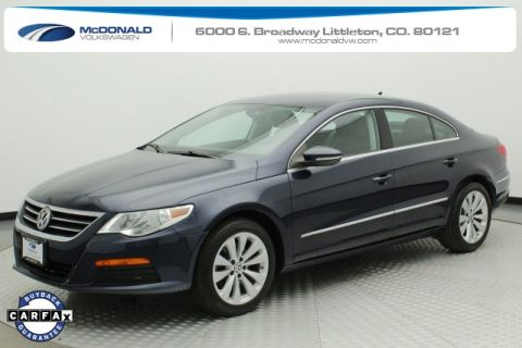 Pre-Owned 2012 Volkswagen CC Sport FWD 4D Sedan